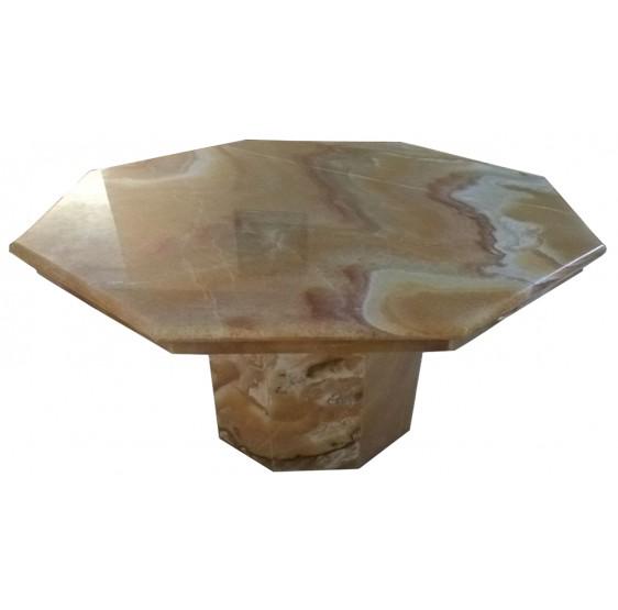 comedor marmol con bases