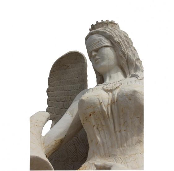 angel de la suerte