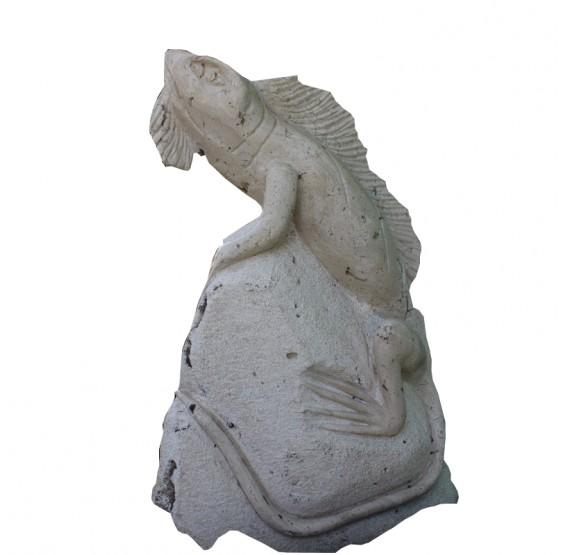 Iguana de Marmol chica