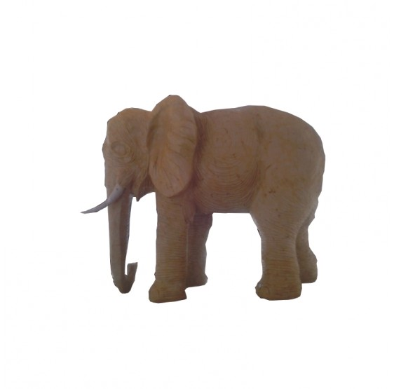 African Elephant Marble