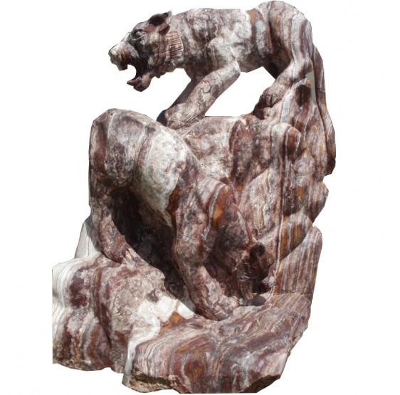 Cougar Sculptures
