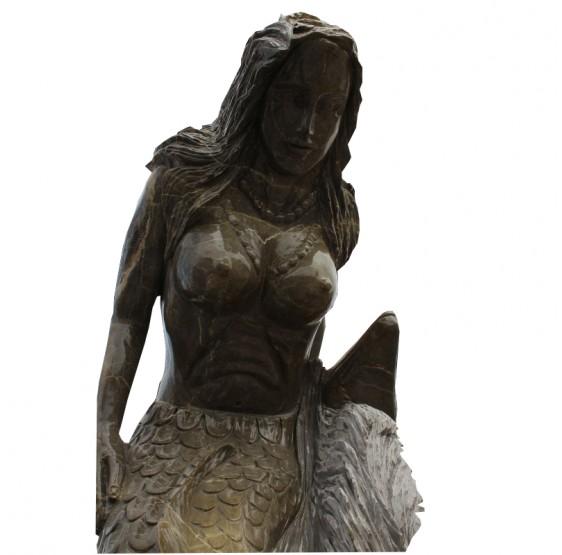 Sirena de Marmol