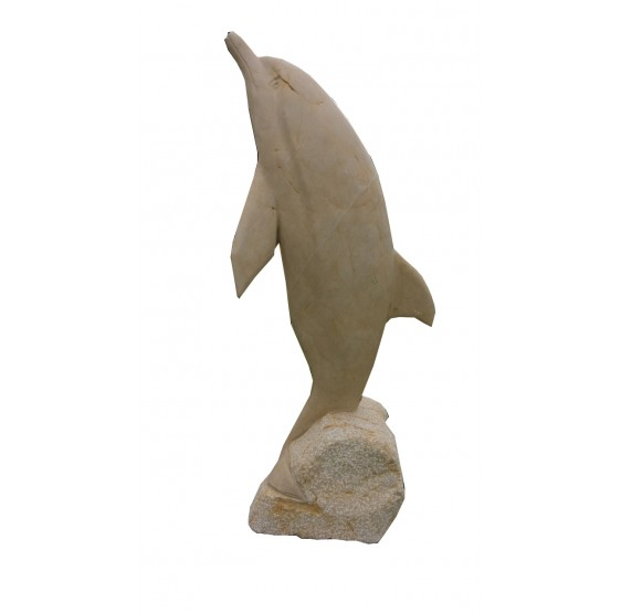 Dolphin Marble 19.6 Inches